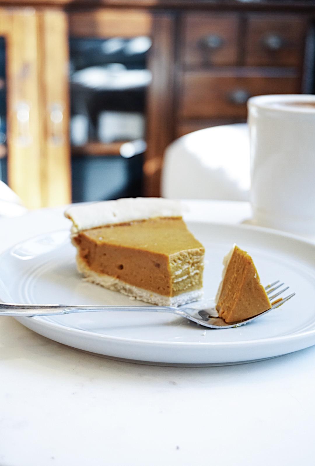 gluten-free dairy-free pumpkin pie recipe