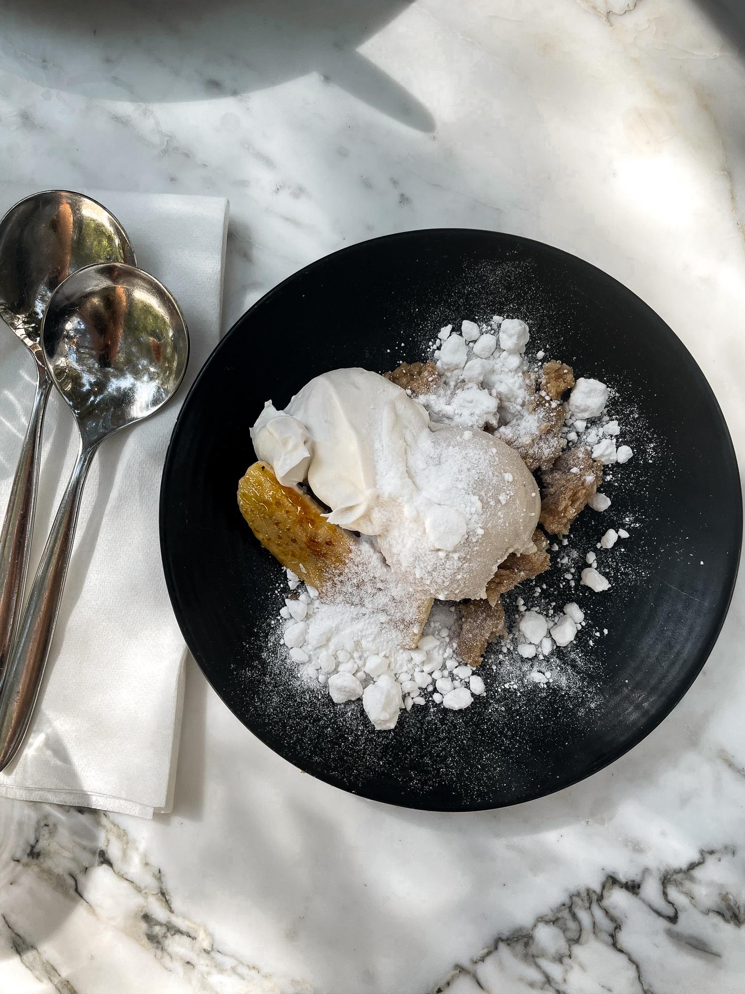 plant food and wine vegan coconut banana cream pie