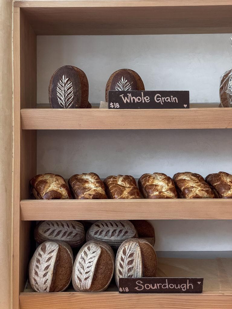 gluten-free plant-based bread at Breadblock