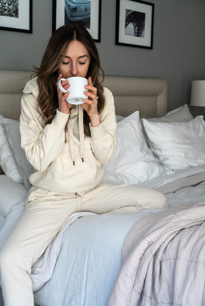 women's sustainable loungewear edit