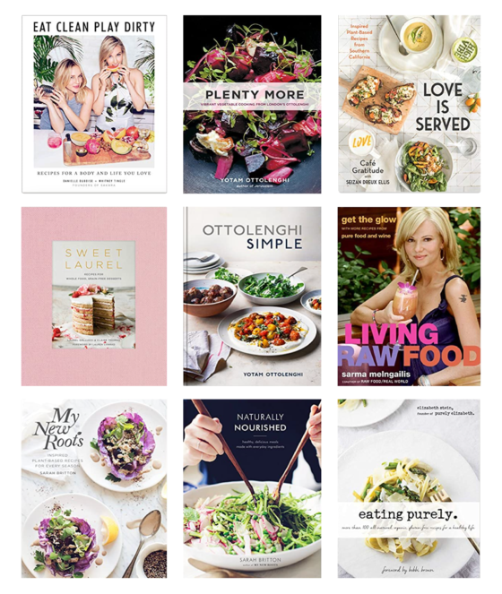 top plant based cookbooks