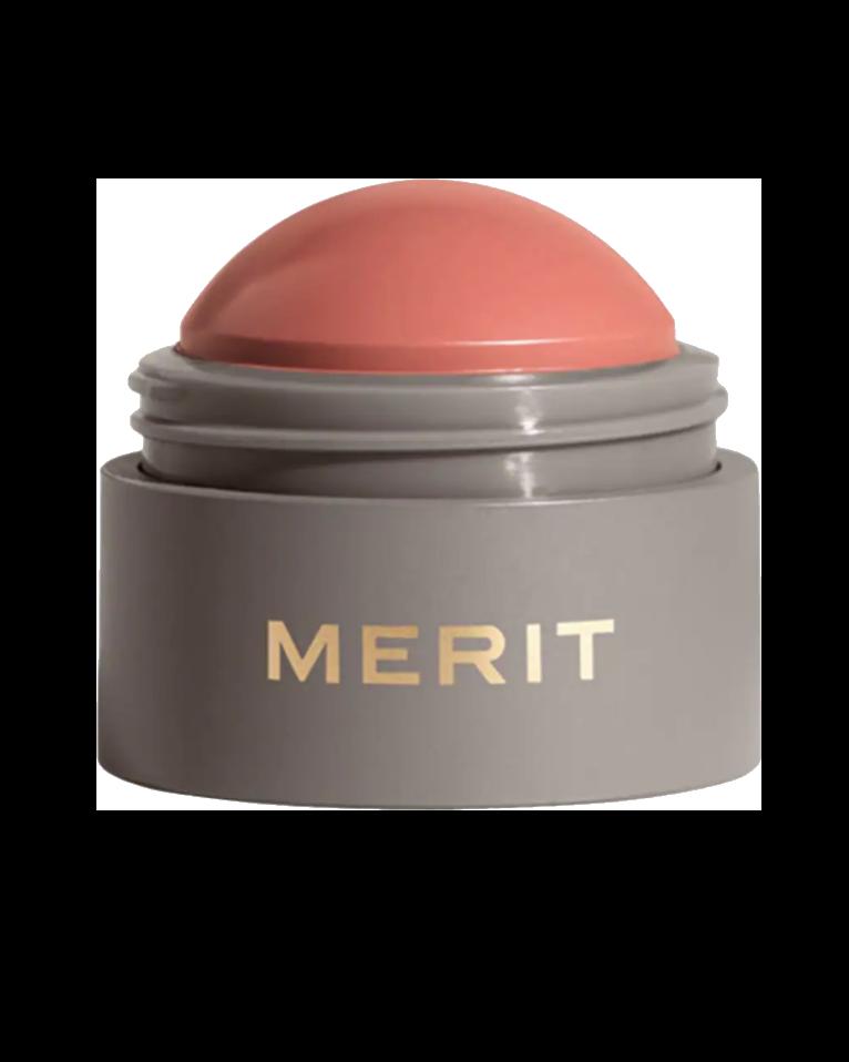 merit beauty flush balm